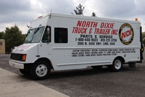 North Dixie Truck and Trailer  Emergency Vehicle