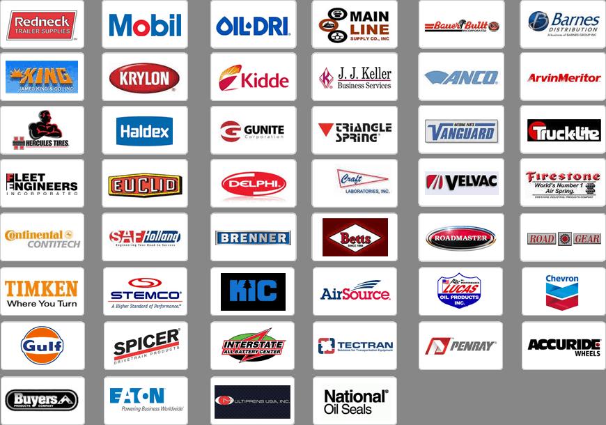 NDI Parts Logos