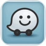Picture of Waze app