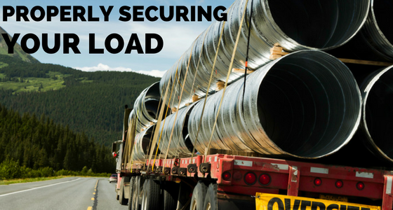 Properly Securing Your Load