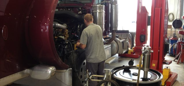 Things to look for in a truck repair shop