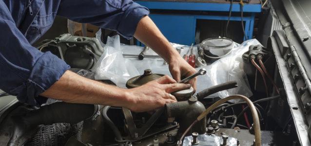 Being the Best Diesel Mechanic